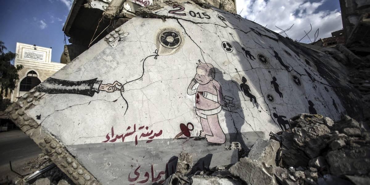 Asoman acusaciones sobre ataque químico en Siria