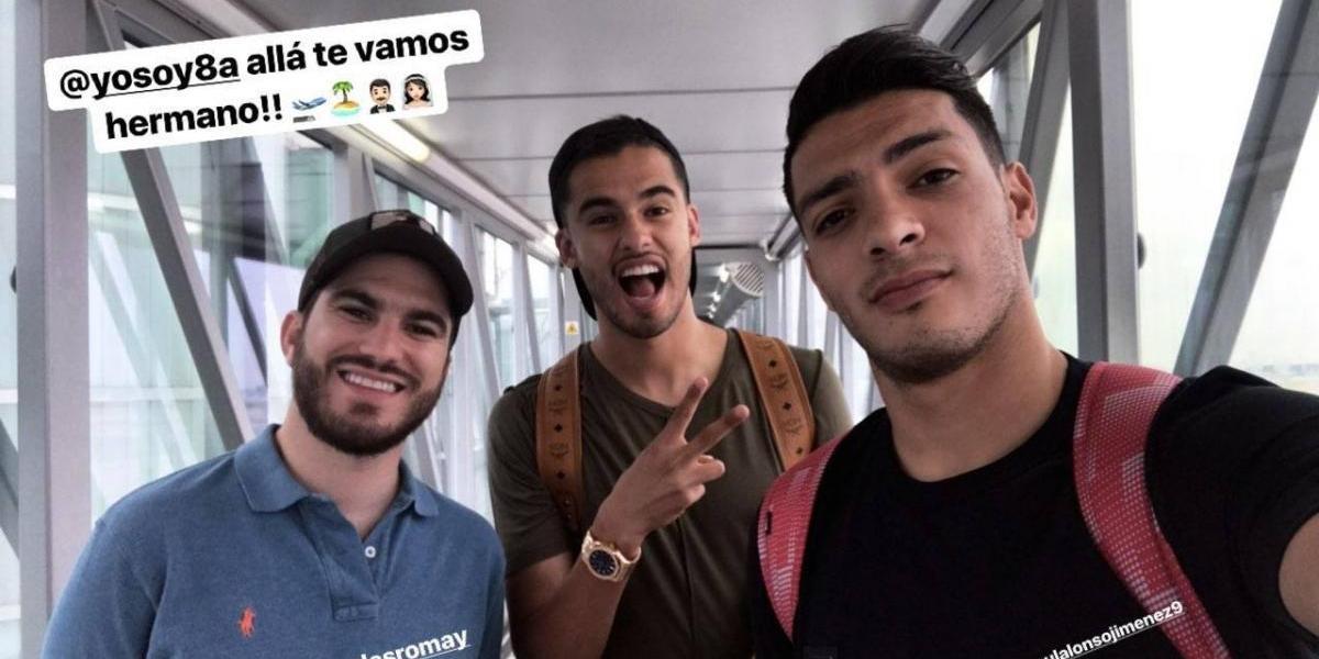 """FOTOS: Memo Ochoa se casa a """"escondidas"""" en Ibiza"""
