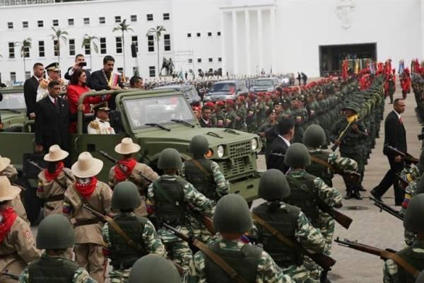 Venezuela militares