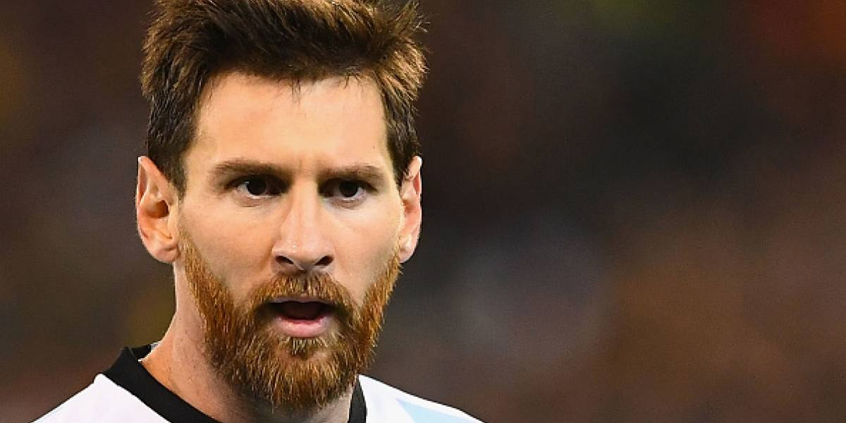 Así fue la llegada de Messi a Ecuador