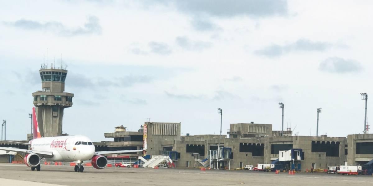 Todo listo para la temporada de vacaciones en el Aeropuerto de Barranquilla