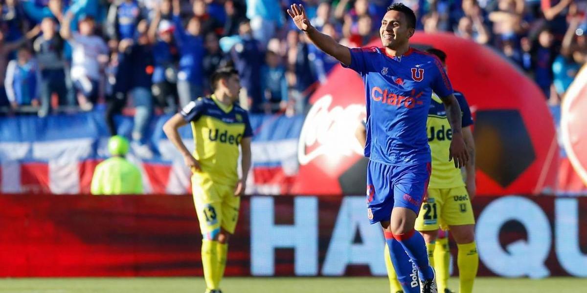 """Audax Italiano se refuerza con jugador """"cortado"""" de Universidad de Chile"""