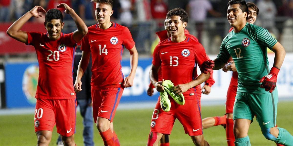 Los posibles rivales de Chile para una nueva aventura en el Mundial sub 17