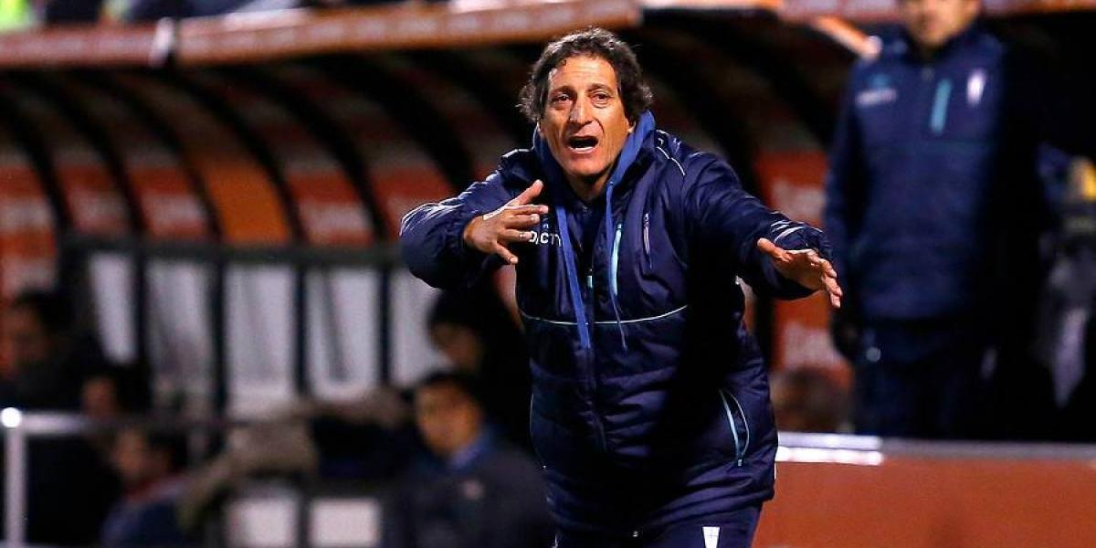 """Mario Salas: """"No creo que Católica esté más abajo por no traer nombres"""""""