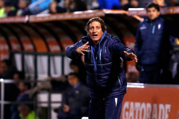 Mario Salas espera dos refuerzos más para cerrar su plantel para el segundo semestre de 2017 / Agencia UNO