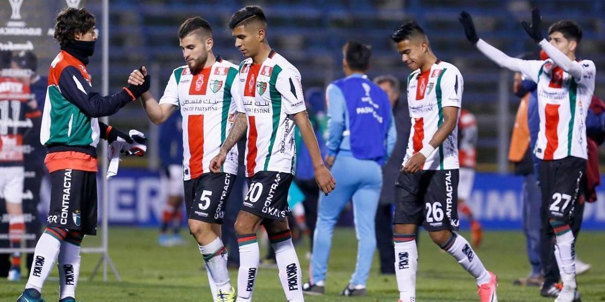 """Susto y goleada"": En Brasil destacaron la loca ""pichanga"" de Palestino con Flamengo"
