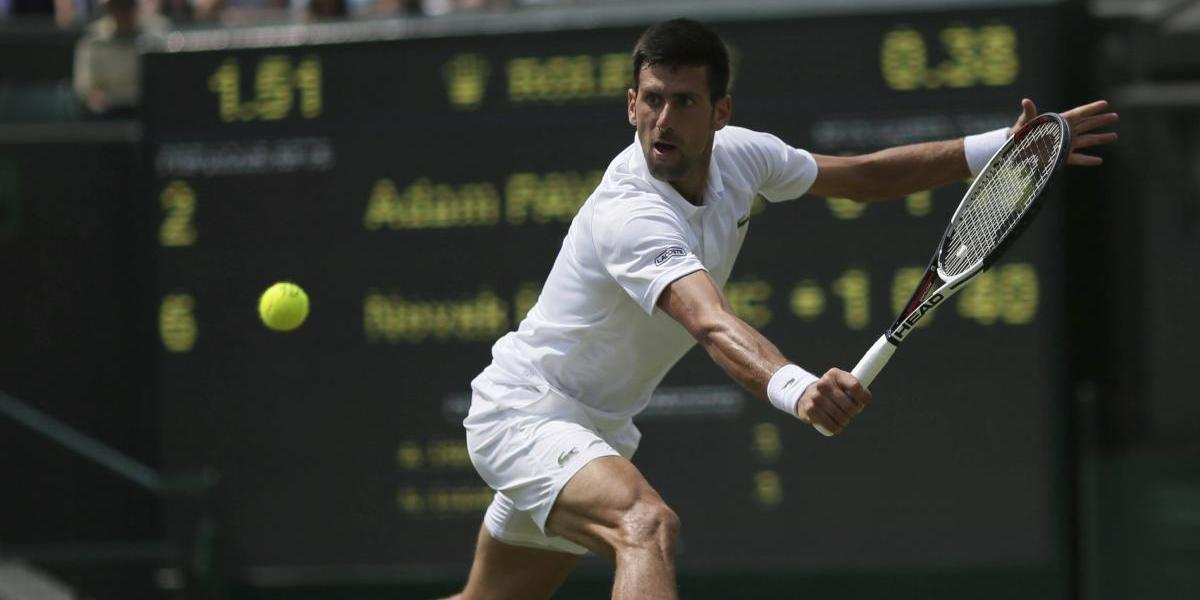 Djokovic y Ferrer avanzan a la tercera ronda en Wimbledon