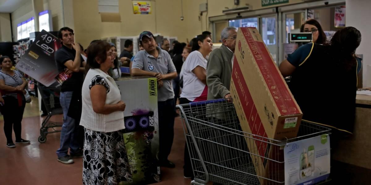Aumenta 5% el consumo privado en abril en su comparación anual
