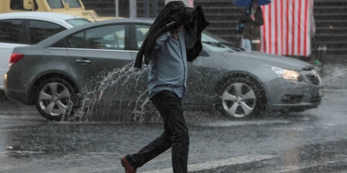 Onda tropical 11 provocará lluvias y vientos fuertes acompañados de actividad eléctrica