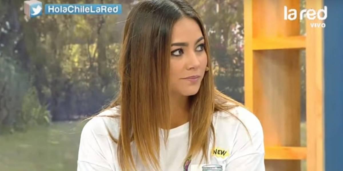 La dura confesión de Camila Recabarren: Fue víctima de abusos cuando niña