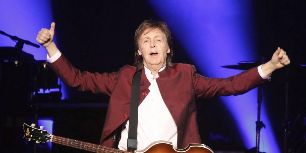 Paul McCartney reanuda su 'One On One Tour'