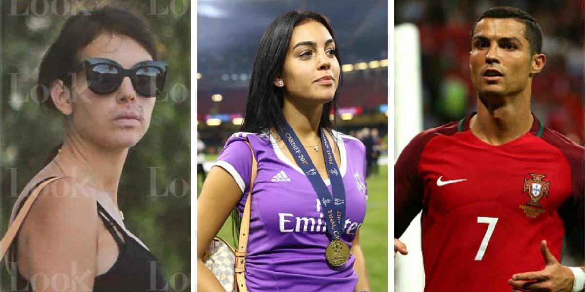 Esta es la razón por la qué Georgina Rodríguez no sale en las fotos de Cristiano Ronaldo