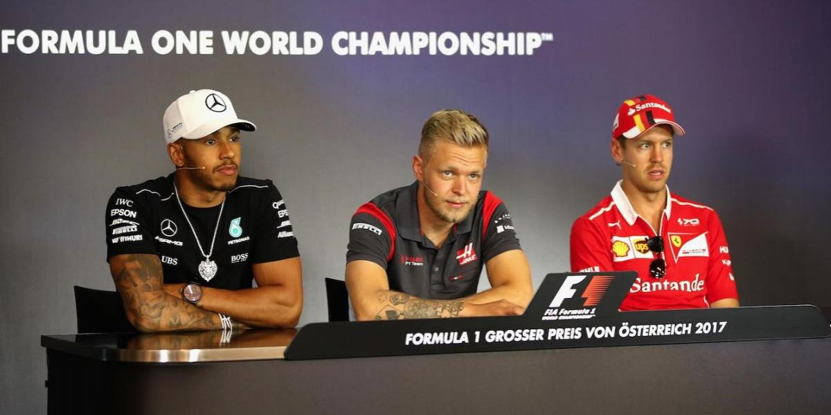 Llega el GP de Austria de la Fórmula 1 en medio de polémicas