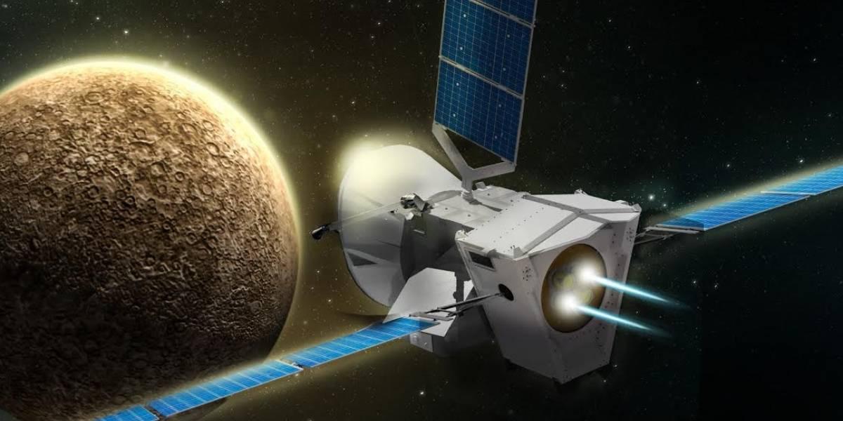 Así es la sonda espacial que viajará 7 años para develar los misterios del planeta más cercano al sol