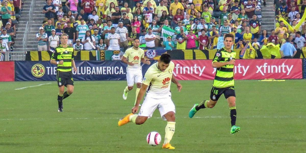 ¡Ilusiona! América se impone ante Santos rumbo a la Liga MX