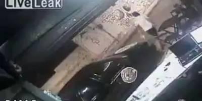 Escalofriante video de sicario ejecutando a dueño de bar