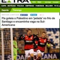 "Extra destacó la ""pichanga"" en Santiago"