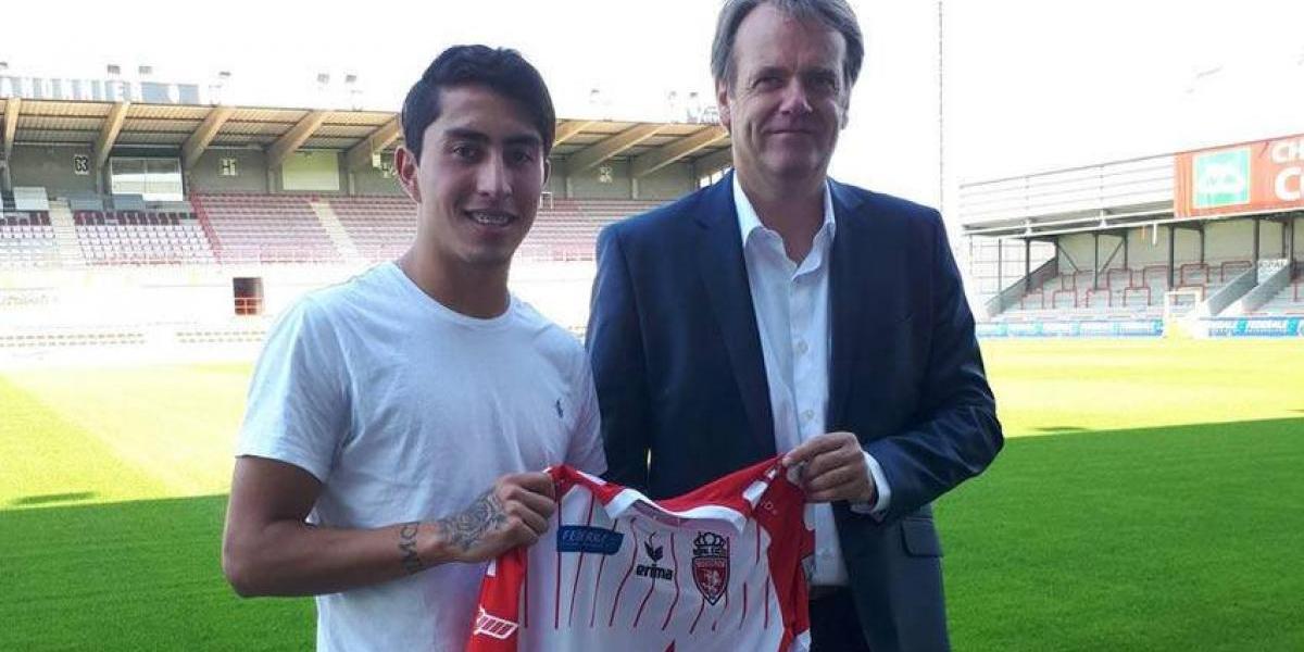Mexicano Omar Govea pasa del Porto B al futbol de Bélgica