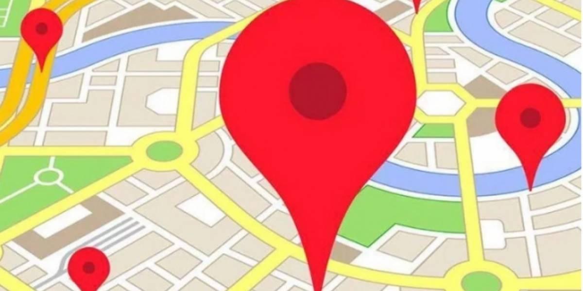 Google Maps ayudará a identificar acceso para personas en sillas de ruedas