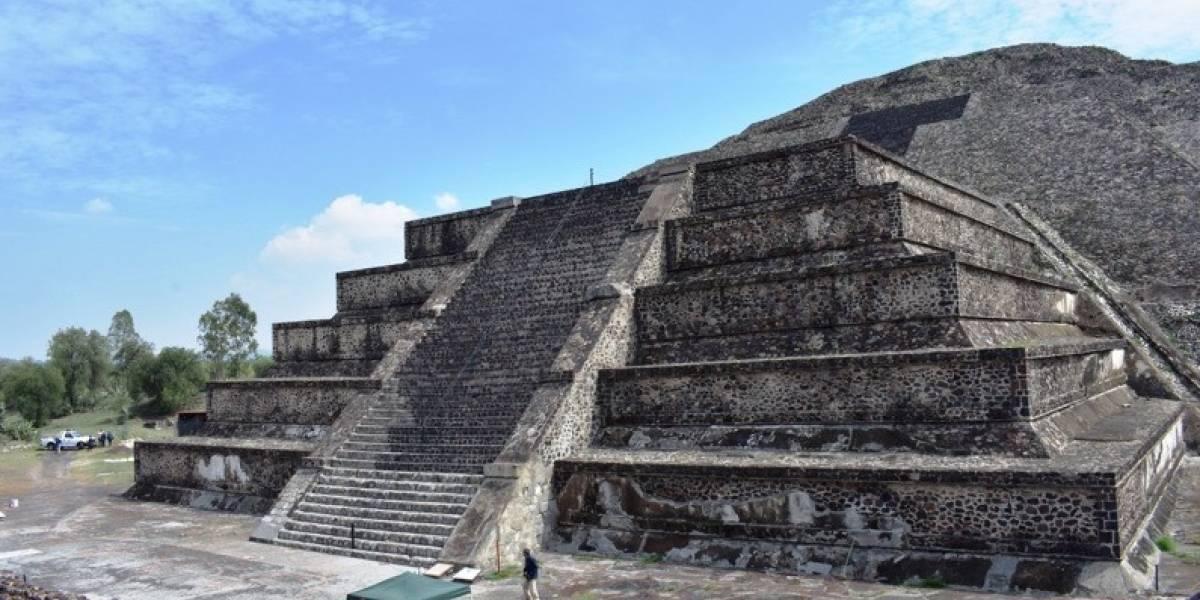 Investigan la existencia de otrotúnel secreto bajo las pirámidesdeTeotihuacán