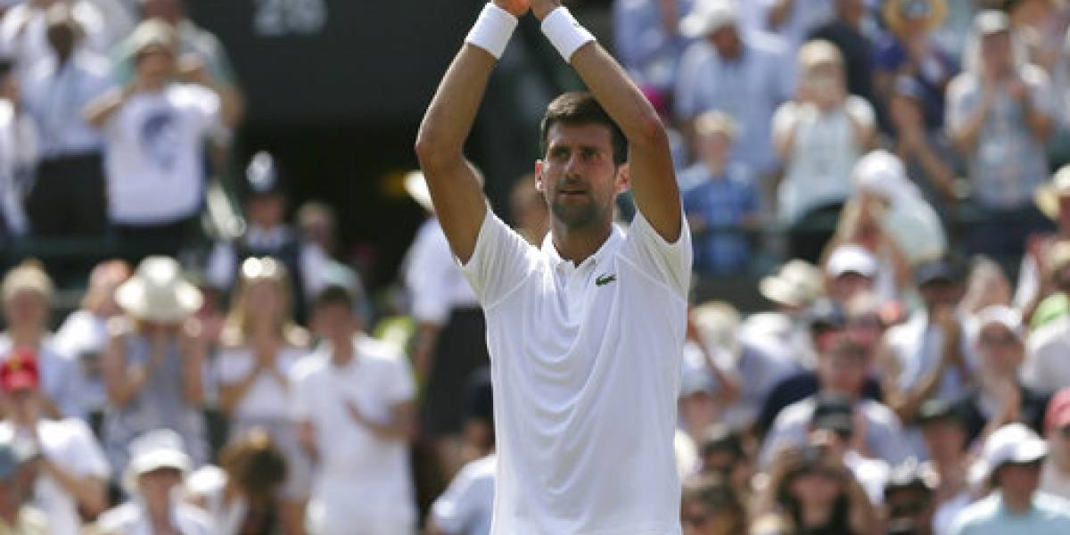 Adelantan Djokovic, Ferrer y Dimitrov en Wimbledon