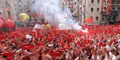 Fiestas de San Fermín 2017