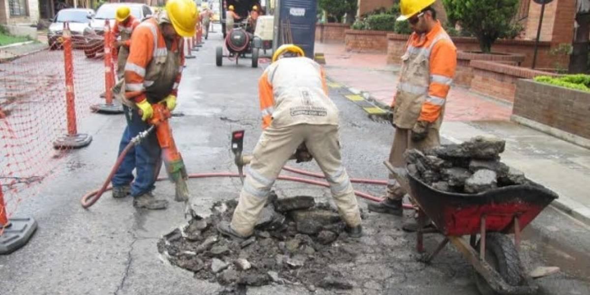 Iniciará la repavimentación de las principales vías de Medellín