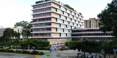 Oficinas centrales del IGSS