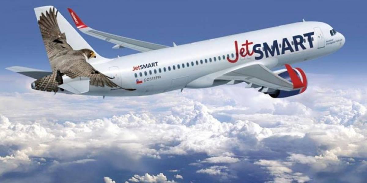 Aerolínea JetSmart lanza dos nuevos destinos nacionales con pasajes a $12 mil  y $15 mil