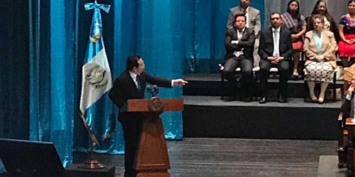 """Morales: """"Ministros no tengan miedo de firmar, y si nos llevan a la cárcel, que nos lleven"""""""