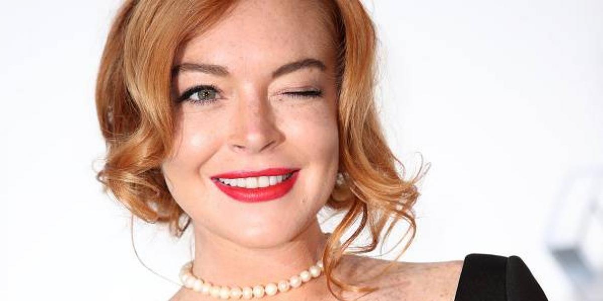 El desmejorado aspecto de Lindsay Lohan en traje de baño decepciona a los fans