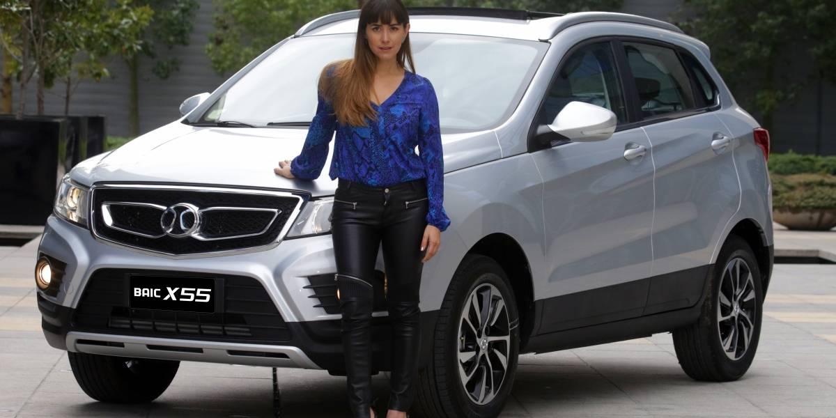 Lorena Bosch se suma a Francini Amaral como embajadora de BAIC