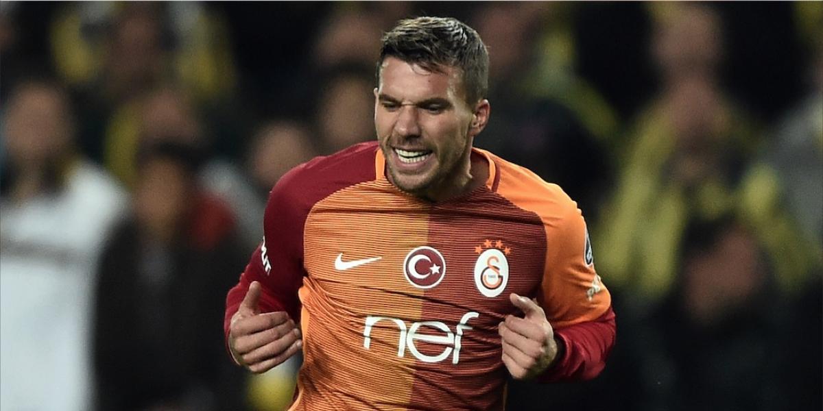 """La leyenda alemana Lukas Podolski """"animará"""" la Liga Japonesa"""