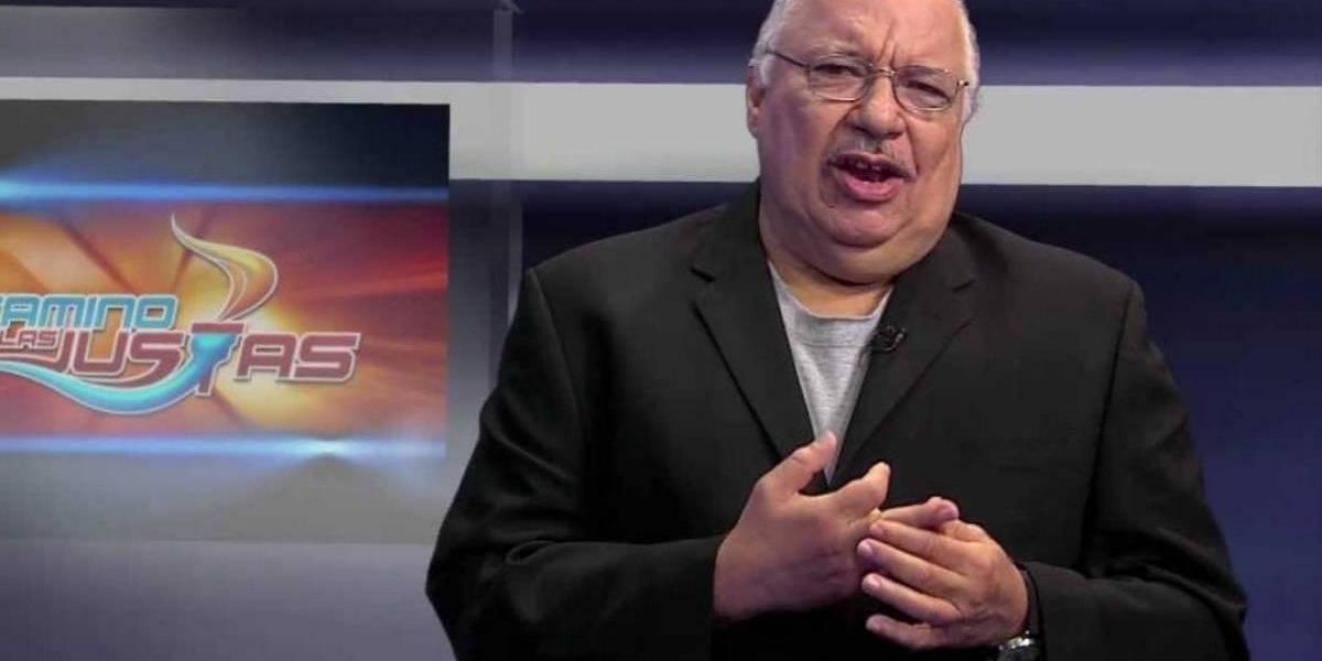 Desentuban al periodista deportivo Elliot Castro