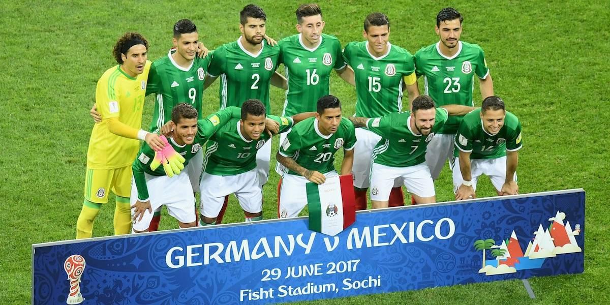 El Tricolor escaló posiciones en el ranking de FIFA