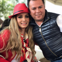 Paty Navidad en Guadalajara.
