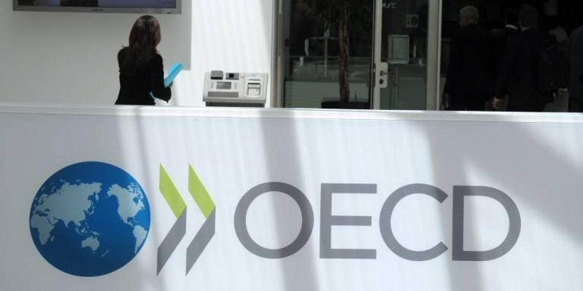 Crecimiento económico en la Ocde se frena en el primer trimestre