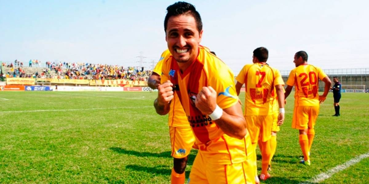 Hijo de Guillermo Hoyos seguirá su carrera como futbolista en la Primera B de Chile