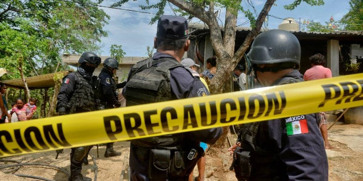 Riña en penal de Acapulco deja más de 25 muertos