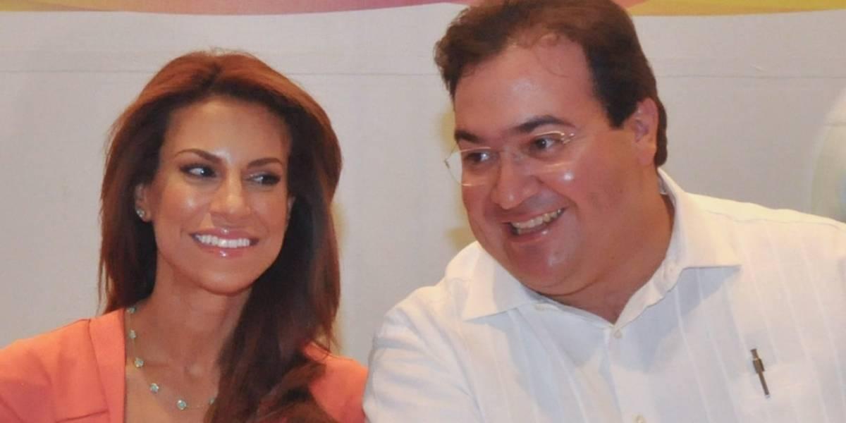 Karime Macías inicia proceso de divorcio de Javier Duarte