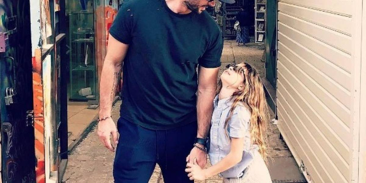 Foto de la hija de William Levy causa controversia