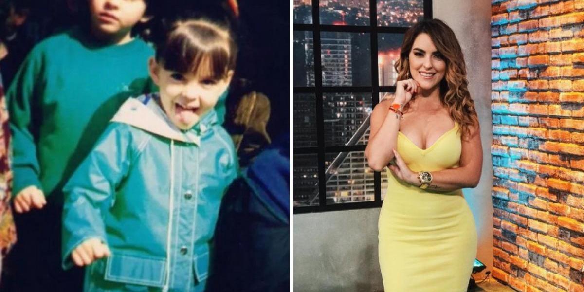 El antes y después de Patty López