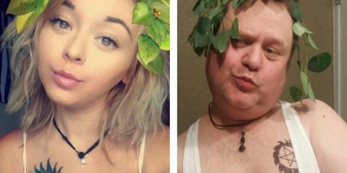 Padre se vacila a su hija en Instagram