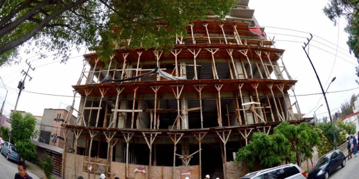 Demolerán pisos excedentes en edificios de la CDMX