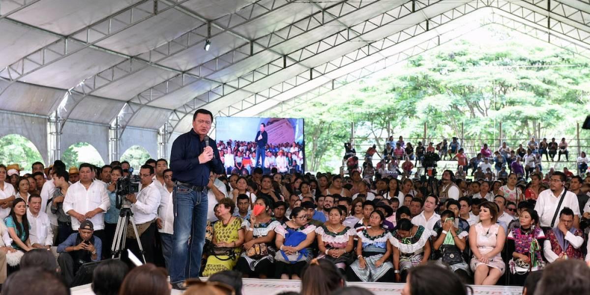 Pluralidad y libertades, palanca de crecimiento en México: Osorio Chong