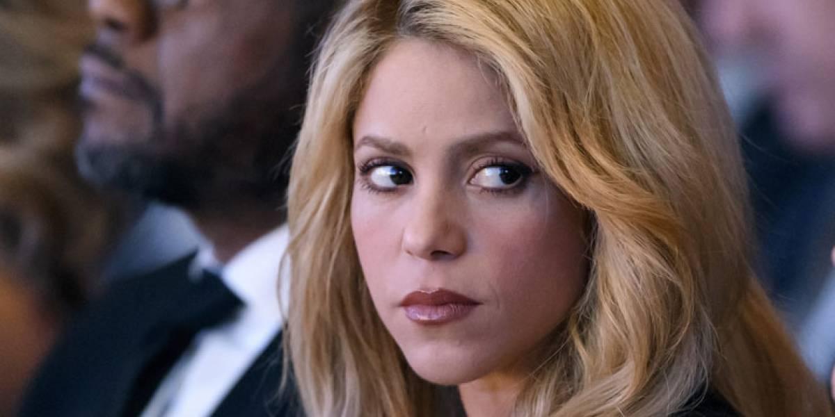 4 ocasiones en las que Shakira ha hecho berrinche
