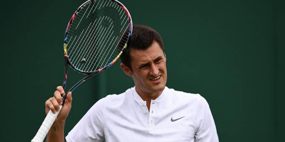 Tenista pierde patrocino tras confesar que le 'aburre' el tenis