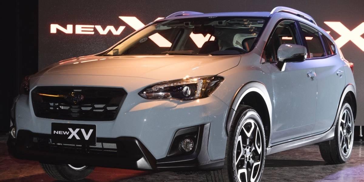 Subaru estrena en Chile el New XV para todo Latinoamérica