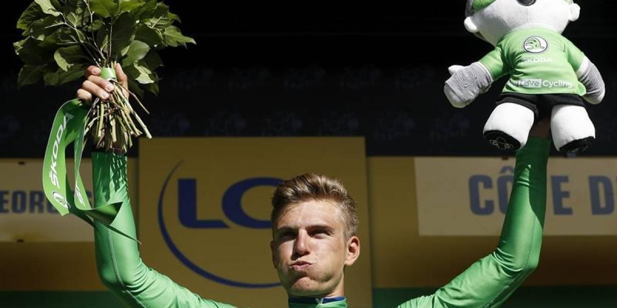 "Tour de Francia: Marcel Kittel confirma su poderío tras vencer en sprint con ""foto finish"""