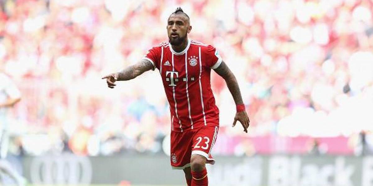 Sin Vidal: Bayern Munich disputará torneo amistoso en Asia preparando la Bundesliga
